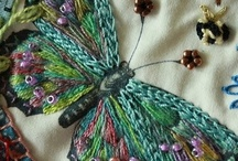 Embroidery, Crewel and Cross Stitch / by Molly Grant
