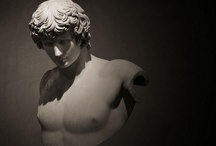 ♔ - Busts |  Sculptures / by Solange Spilimbergo Volpe
