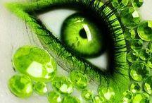 Colors-green / by Kaiti Finou