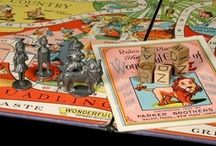 Vintage Toys & Games / by Terry N