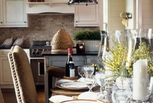 KITCHEN & DINING / by Kelly - Talk of the House