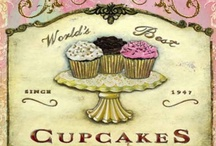 Cuppy Cakes / by Florinda (Linda) Wallace