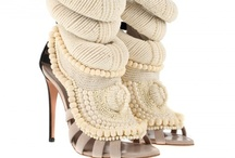 Walk the Walk / #Fashion +Style: #Shoes / by Eniko Laszlo