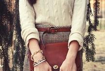 Winter fab / #fashion, #style, #winter, #trends / by Eniko Laszlo