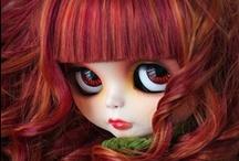 Blythe Dolls - Let's Play! / by Sheila Douglas