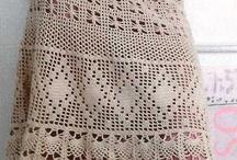knitting & crochet / by Julie Cruz