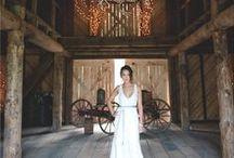wedding inspiration: barns / by robin y.