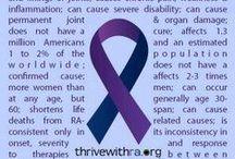 Rheumatoid Disease (RA) / RA / by Diane Matheson