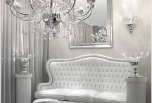 Swanky Decor / Contemporary glamorous baroque chic decor / by Erica Williams