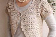 Chalecos crochet / by Carmen Banck