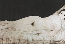 Drawing humans / Nude, Life drawing & the human body / by Gemma Plum