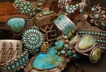 Native American Jewelry / by Lena Shepard