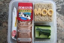 Lunch Box Ideas / by Milk Unleashed