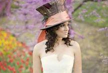 Alice / Alice in Wonderland themed wedding ideas / by Jamie Sanks