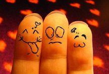 Finger !!! / by Inès Goub