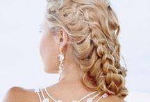 Hair / Hair styles / by Jessica