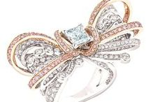 Rings / Engagement rings, gold and silver / by Jessica