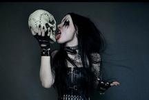 Skulls, Bones & Spikes. / by HELY GOENZ