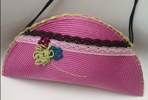 Handbags, purses and bags .- Bolsos, carteras y bolsitas. / by Teresa Rguez