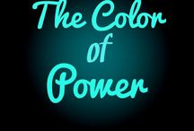 Turquoise: / The. Color of power / by Pat