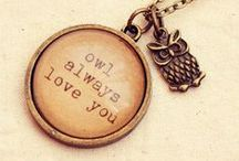 """""""Owl"""" always love you / Everything Owls / by Shae Cabby"""