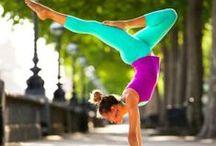 Favorite Yoga Poses / by Danskin Apparel