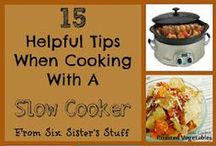Crock Pot Cooking Group Board / All about cooking with crock pots and slow cookers. Meals can be started when you leave for work and will be ready to eat when you get home. The easy way to have a hot home cooked meal when you walk in the door from a hard day at work. Pin any crock pot or slow cooker recipes. Please make certain your pins link to actual recipe web page. No spamming please.  / by Dad's Mess