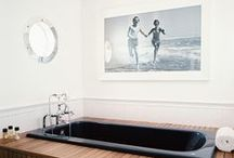 ART IN BATHROOMS / Bathing with art / by Tappan Collective