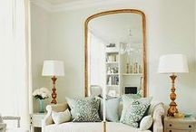 Interiors / by Mary Highstreet