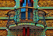 Gaudi / by judith holland