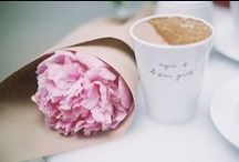 Live on Coffee & Flowers / Two of my favourite things! / by Stephanie Jovanovic
