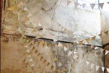 garland_banner_streamer / decoration, decorate / by gretchen gretchen
