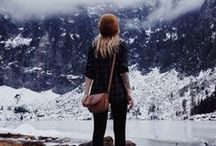 """""""I want to go to there."""" / wanderlust & my extensive bucket list / by Jackie Johnston"""