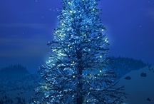 Uber Blue Christmas / by Sidney Bostic