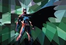 Batman!!!!! / by Kristina Trait