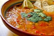 Soups / by kerri Paradise