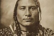 Native Americans & First Nations / by Kara
