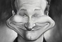 Caricatures / by Debbie Hampson