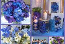 Wedding - Colour Themes / Ideas / by Deborah Drew