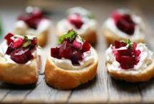 Tiny toasts / by Haggen