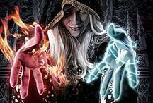Grimorium Verum / mystic,  miracles, spell, enchantment, sorcery, Wicca, magic / by Valda Zeligen
