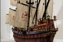 Lego Ships / by Hot Legos