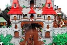 Lego Castles / by Hot Legos