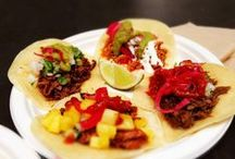 Taa-taa-ta-ta-taco! / All things taco. Need we say more? / by Vancouver Foodie Tours