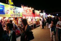 The Richmond Night Market / Asian street food & night market...BC Style! / by Vancouver Foodie Tours