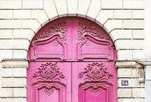 DOORS AND WINDOWS / by Ernesto Merello Vilar