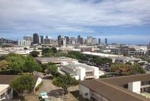 Campus Views / Explore the many campuses of Honolulu CC.   / by Honolulu Community College