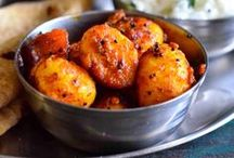 Potato, simply delicious and so versatile! / by Expat Foodie