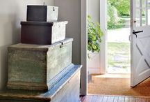 COTTAGE INTERIORS / Pins are Brought to you by North Bayshore Antiques.  / by North Bayshore Antiques