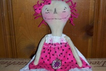 Dolls / by Old Farmhouse Gathering Team